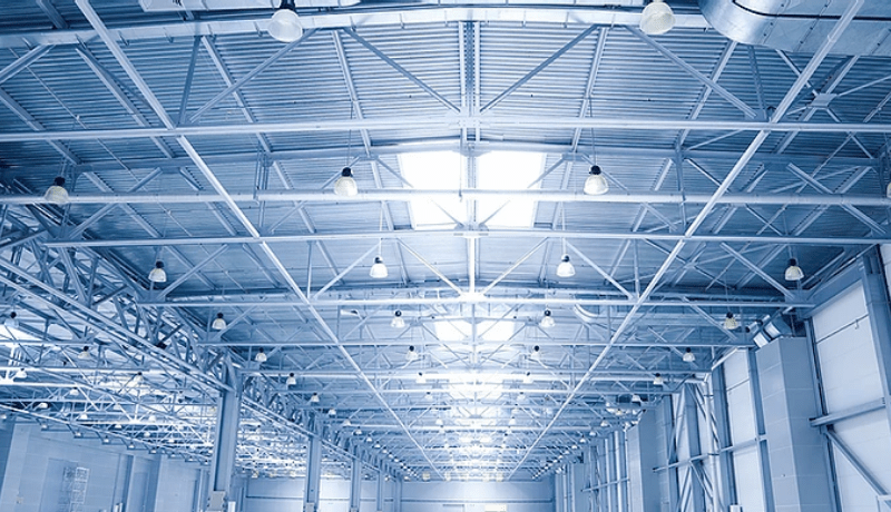 Warehouse and Factory Lighting