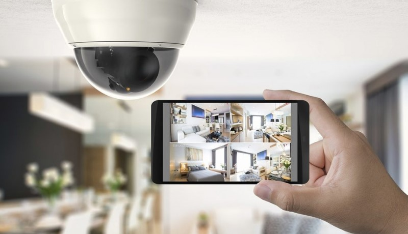 Home Security System Installation